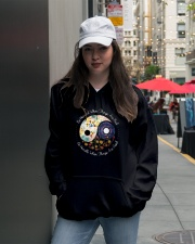 Be Hopeful D0787 Hooded Sweatshirt lifestyle-unisex-hoodie-front-5