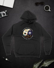 Be Hopeful D0787 Hooded Sweatshirt lifestyle-unisex-hoodie-front-9