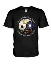 Be Hopeful D0787 V-Neck T-Shirt thumbnail