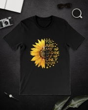 You Are My Sunshine D01188 Classic T-Shirt lifestyle-mens-crewneck-front-16