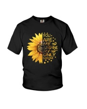You Are My Sunshine D01188 Youth T-Shirt thumbnail