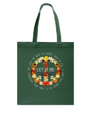 And When The Night Is Cloudy  Tote Bag thumbnail