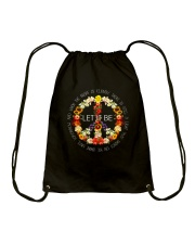 And When The Night Is Cloudy  Drawstring Bag thumbnail