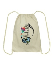 Every Little Thing Is Gonna Be Alright A0016 Drawstring Bag thumbnail