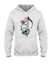 Every Little Thing Is Gonna Be Alright A0016 Hooded Sweatshirt front