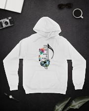 Every Little Thing Is Gonna Be Alright A0016 Hooded Sweatshirt lifestyle-unisex-hoodie-front-9