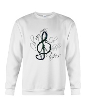 Oh My My Oh Hell Yes A0065 Crewneck Sweatshirt thumbnail
