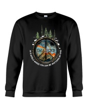 In A World Where You Can Be A0025 Crewneck Sweatshirt thumbnail