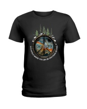In A World Where You Can Be A0025 Ladies T-Shirt thumbnail