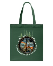 In A World Where You Can Be A0025 Tote Bag thumbnail