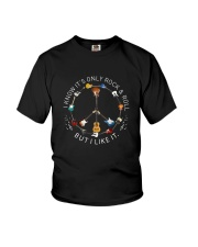 I Know It's Only Rock 'N Roll A0042 Youth T-Shirt thumbnail