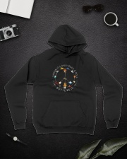 I Know It's Only Rock 'N Roll A0042 Hooded Sweatshirt lifestyle-unisex-hoodie-front-9