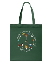 I Know It's Only Rock 'N Roll A0042 Tote Bag thumbnail