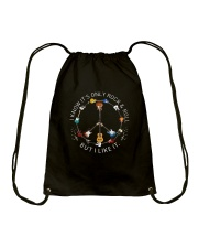 I Know It's Only Rock 'N Roll A0042 Drawstring Bag thumbnail