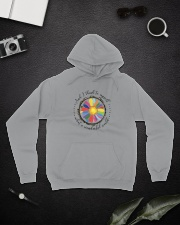 And I Think To Myself D0655 Hooded Sweatshirt lifestyle-unisex-hoodie-front-9