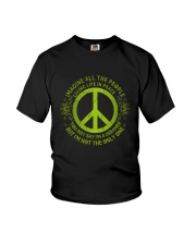Imagine Living Life In Peace D01280 Youth T-Shirt thumbnail