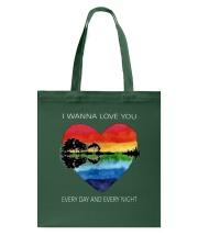 I Wanna Love You D0957 Tote Bag thumbnail