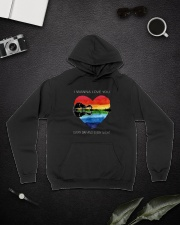 I Wanna Love You D0957 Hooded Sweatshirt lifestyle-unisex-hoodie-front-9