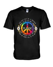 You May Say I'm A Dreamer D01270 V-Neck T-Shirt thumbnail
