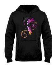 Imagine D0182 Hooded Sweatshirt front