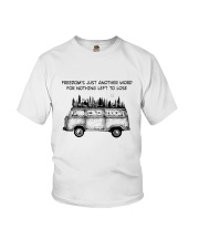 Freedom's Just Another Word Youth T-Shirt thumbnail