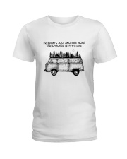 Freedom's Just Another Word Ladies T-Shirt thumbnail