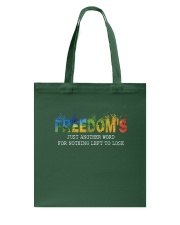Freedom's Just Another Word D0944 Tote Bag thumbnail