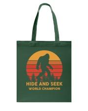 Hide And Seek World Champion A0087 Tote Bag thumbnail