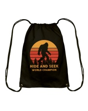 Hide And Seek World Champion A0087 Drawstring Bag thumbnail