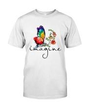 Imagine D01124 Classic T-Shirt front