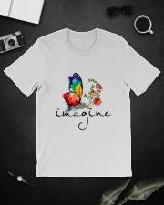 Imagine D01124 Classic T-Shirt lifestyle-mens-crewneck-front-16