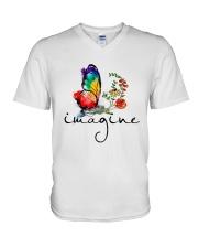 Imagine D01124 V-Neck T-Shirt thumbnail