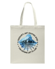 Freedom's Just Another Word D0929 Tote Bag thumbnail