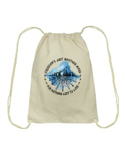 Freedom's Just Another Word D0929 Drawstring Bag thumbnail