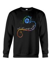 Peaceful Easy Feeling D0731 Crewneck Sweatshirt thumbnail