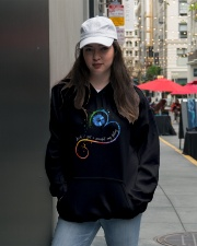 Peaceful Easy Feeling D0731 Hooded Sweatshirt lifestyle-unisex-hoodie-front-5