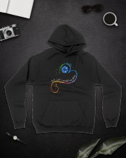 Peaceful Easy Feeling D0731 Hooded Sweatshirt lifestyle-unisex-hoodie-front-9