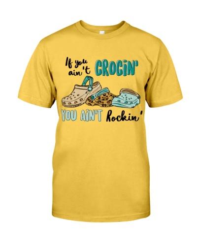 If You Ain't Crocin' You Ain't Rockin'