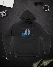 You May Say I'm A Dreamer D0974 Hooded Sweatshirt lifestyle-unisex-hoodie-front-9