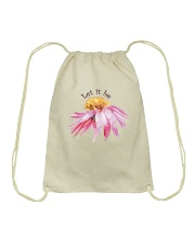 Let It Be D0692 Drawstring Bag thumbnail