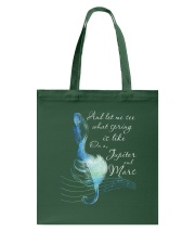 And Let Me See What Spring D0845 Tote Bag thumbnail