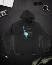 And Let Me See What Spring D0845 Hooded Sweatshirt lifestyle-unisex-hoodie-front-9