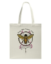 Stay Wild Flower Child D0773 Tote Bag thumbnail