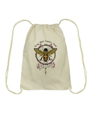 Stay Wild Flower Child D0773 Drawstring Bag thumbnail