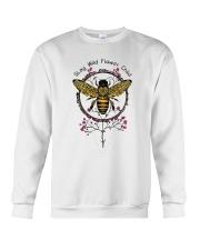 Stay Wild Flower Child D0773 Crewneck Sweatshirt thumbnail