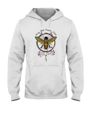 Stay Wild Flower Child D0773 Hooded Sweatshirt front