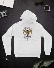 Stay Wild Flower Child D0773 Hooded Sweatshirt lifestyle-unisex-hoodie-front-9