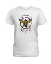 Stay Wild Flower Child D0773 Ladies T-Shirt thumbnail