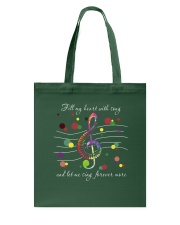 Fill My Heart With Song D0869 Tote Bag thumbnail