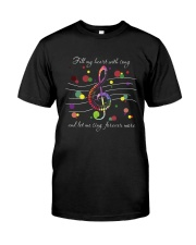 Fill My Heart With Song D0869 Classic T-Shirt thumbnail